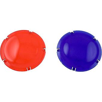 Pentair 79105400 Light Lens Kit - Blue & Red