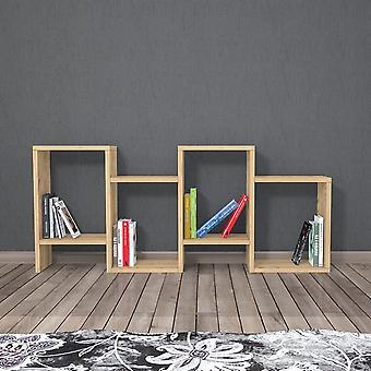 Hydra Color Rover Library in Melaminic Chip, PVC 116.4x22x53,5 cm