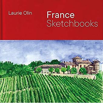 France Sketchbooks by Laurie Olin