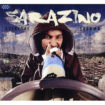 Sarazino - Everyday Salama [CD] USA import