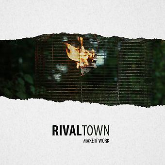 Rival Town - Make It Work [CD] USA import