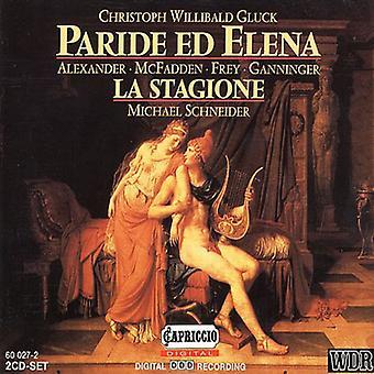 C.W. Von Gluck - Gluck: Paride Ed Elena [CD] USA import