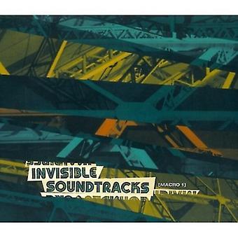 Invisible Soundtracks: Macro 1 - Invisible Soundtracks: Macro 1 [CD] USA import