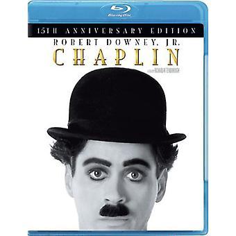 Chaplin [Blu-ray] USA tuonti