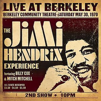 Jimi Hendrix - Live at Berkeley [Vinyl] USA import