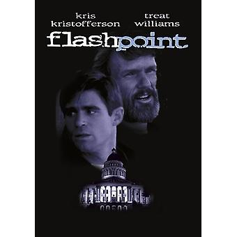 Flashpoint [DVD] USA import