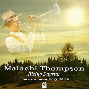Malachi Thompson - Rising Daystar [CD] Importación de EE.UU.