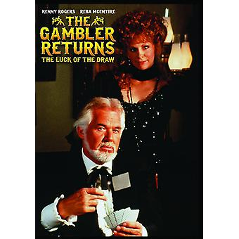 Gambler Returns: The Luck of the Draw [DVD] USA import