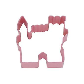 Pink Princess Castle Cookie Cutter