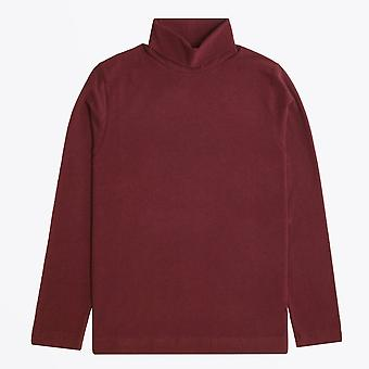 Circolo 1901  - Stretch Turtleneck - Bordeaux