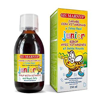 Junior Multivitamin Syrup with Jelly 250 ml