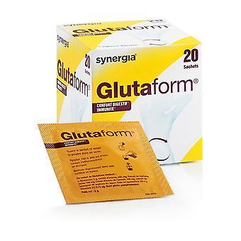 Glutaform® 20 pakketten