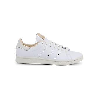 Adidas - Shoes - Sneakers - EF2099_StanSmith - Unisex - white,tan - UK 10.5