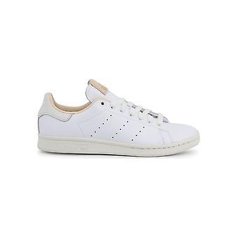 אדידס-נעליים-סניקרס-EF2099_StanSmith-יוניסקס-לבן, tan-בריטניה 10.5