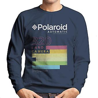 Polaroid Automatic 320 Colourful Stripes Men's Sweatshirt
