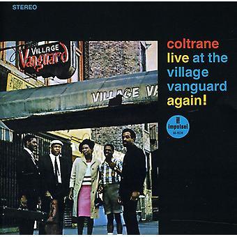 John Coltrane - Live at the Village Vanguard Again! [CD] USA import