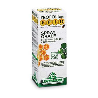 Oral Spray with Concentrated Aloe Vera Juice 15 ml