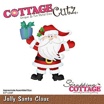 Scrapping Cottage Jolly Santa Claus