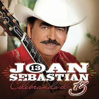 Joan Sebastian - 13 Celebrando El 13 [CD] USA import