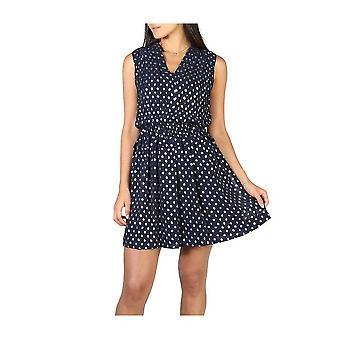 Emporio Armani -BRANDS - clothing - dresses - VJA01TVJ430019_574 - ladies - navy,gold - 42