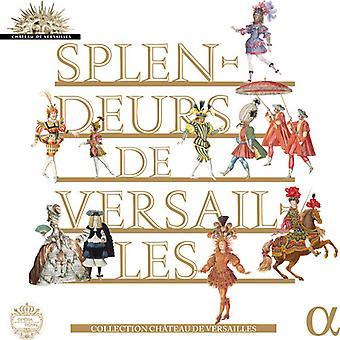 Splendeurs De Versailles - importación de Estados Unidos Splendeurs De Versailles [CD]