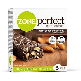 Zone Perfect Nutrition Barres D'amande au chocolat noir