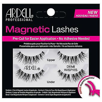 Ardell Reusable Magnetic Pre-Cut Lashes - Demi Wispies - No Adhesive Needed