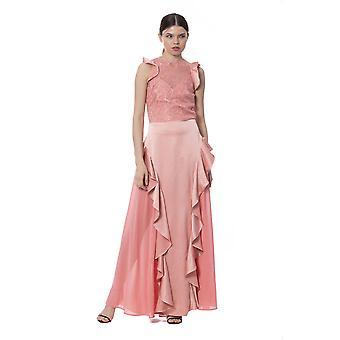 Silvian Heach Hazelnut Dress SI996520-XS