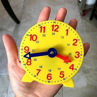 Montessori Student Learning Ceas Ceas Profesor Gear Ceas 4 Inch 12/24 Oră