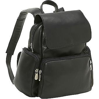 Multi Pkt Back Pack - Tr-125-Bl