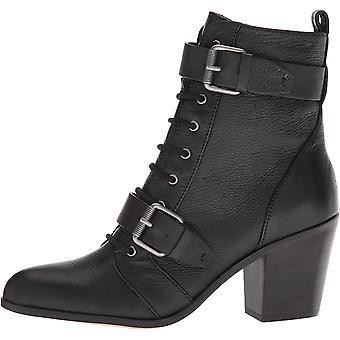 Splendid Women's Shoes Carleton Leather Almond Toe Ankle Fashion Boots