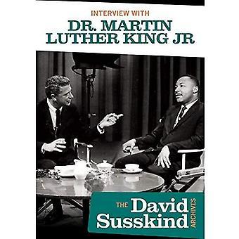 David Susskind Archiv: Interview mit Dr. Martin [DVD] USA Import