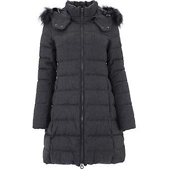 Tatras Ltat20a4571d09 Women's Grey Wool Outerwear Jacket