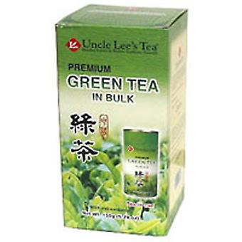Uncle Lees Teas Green Tea In Bulk Premium, 5.29 oz