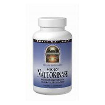 Kilde Naturals Nattokinase, 50 mg, 30 Softgels