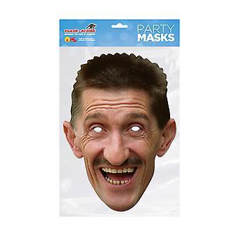 Masque-arade Barry Chuckle Célébrités Party Face Mask