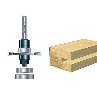 Trend 342 x 1/2 TCT Bearing Guided Biscuit Jointer 4.0 x 40mm TRE34212TC