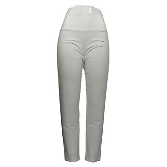 Mujeres con leggings de control tummy control delgado pierna blanca A286518