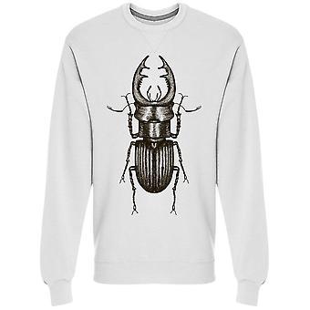 Lucanus Cervus. Male Stag Beetle Collegepaita Miehet's -Kuva Shutterstock