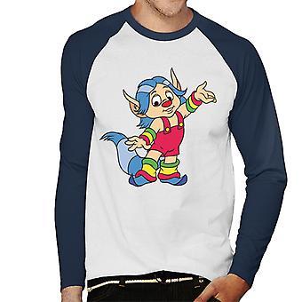 She-Ra Loo Kee Men's Baseball Long Sleeved T-Shirt