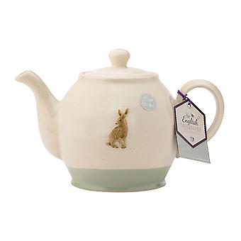 English Tableware Company Edale Teapot Hare DD4312A02
