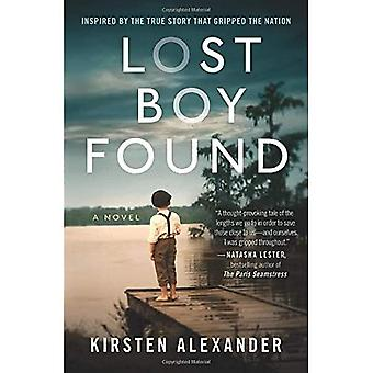 Lost Boy Found (Deckle Edge)