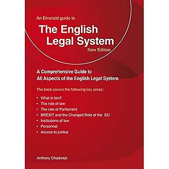 A Guide To The English Legal System: An Emerald Guide