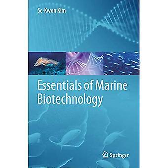 Essentials of Marine Biotechnology