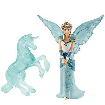 Schleich Bayala - Eyela and Ice Sculpture