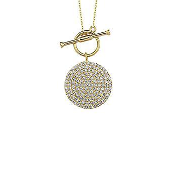 Sømand's Knude Guld halskæde