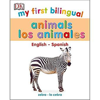 My First Tweetalige Dieren (Mijn eerste) [Board book]