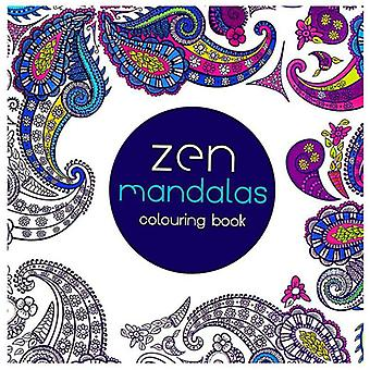 1 Book/24 Pages's Drawing Mandala Book Adult Hand-painted Graffiti Book