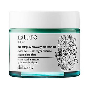 Philosophy Nature In A Jar Cica Complex Recovery Moisturizer 2oz / 60ml