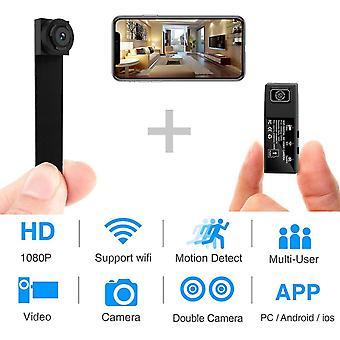 Spy camera wifi mini hidden camera 1080p hd portable wireless camcorder video recorder ip cameras wi